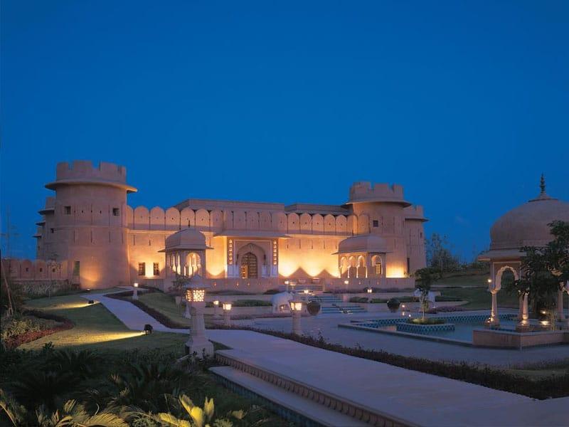 Qual o melhor hotel de luxo do mundo na Índia