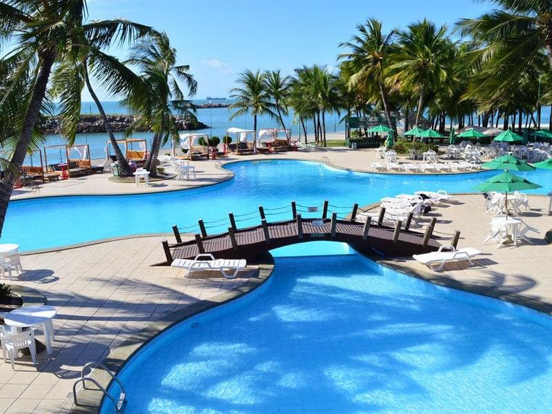 Melhores hotéis resorts de Fortaleza