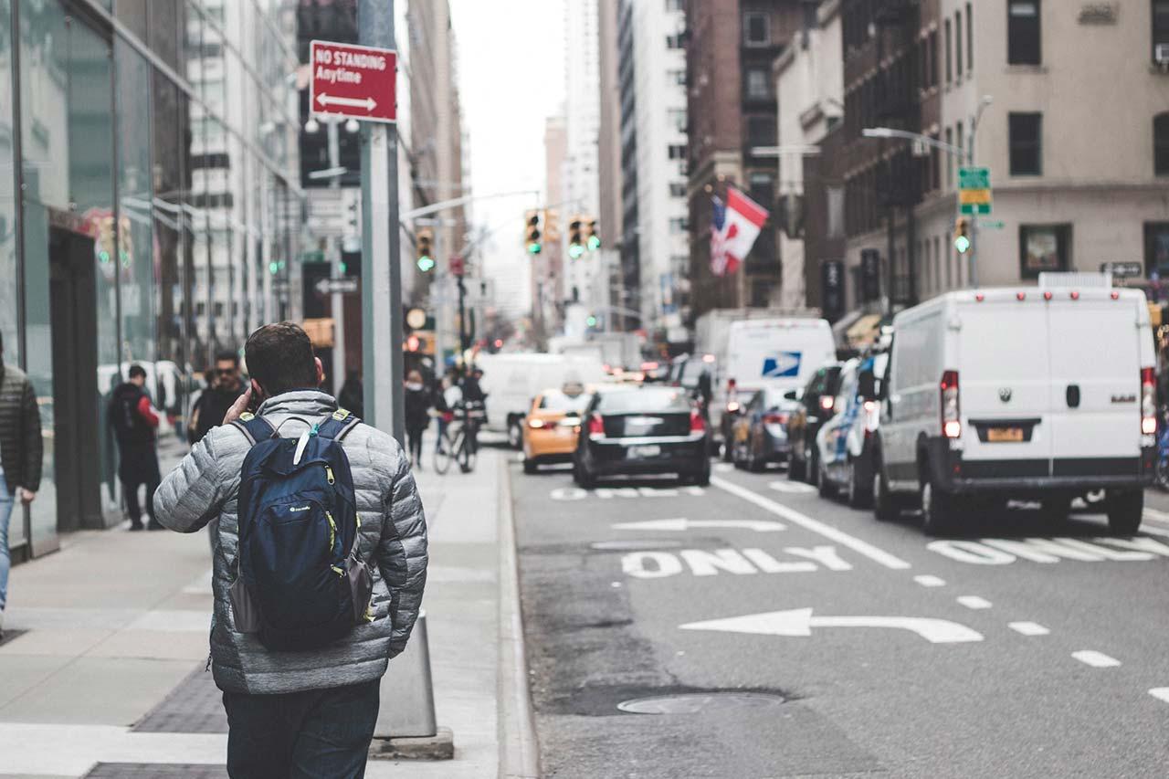 Março em Nova York é frio?