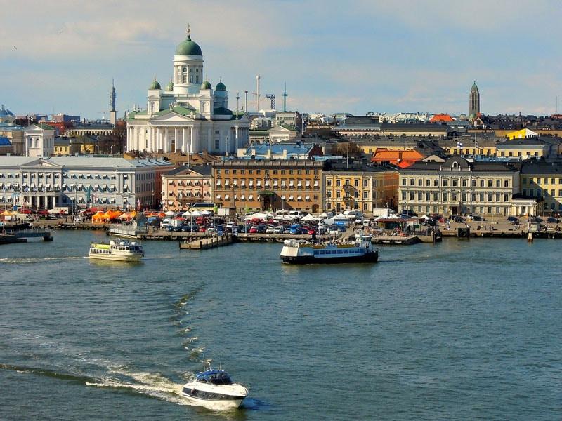 Turismo na Finlândia