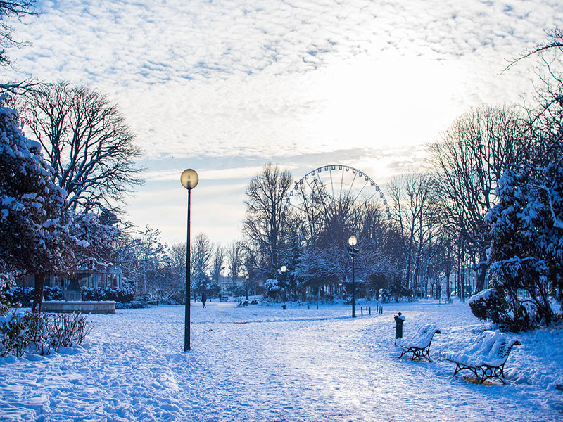 Inverno em Paris o que fzer