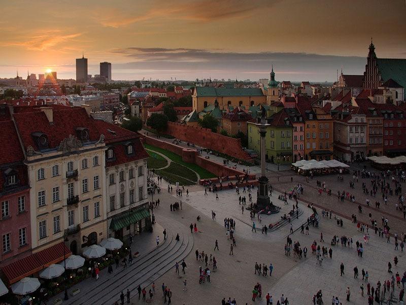 Roteiro Polonia