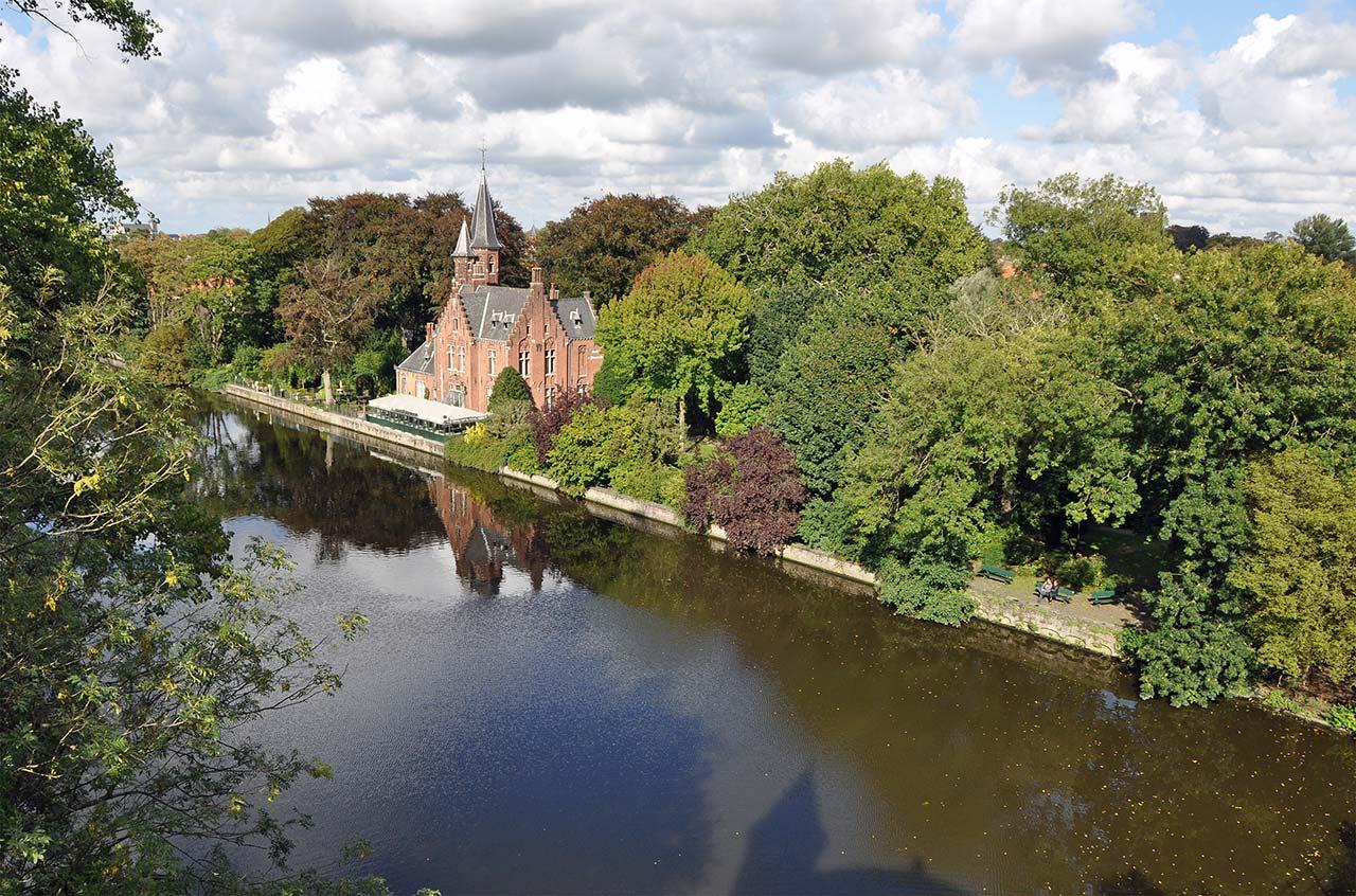 Roteiro de viagem para Bruges