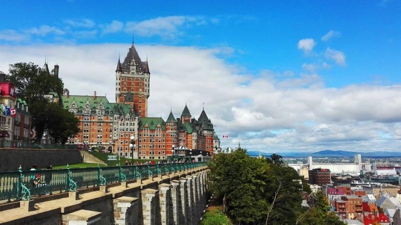 Passeios no Canadá