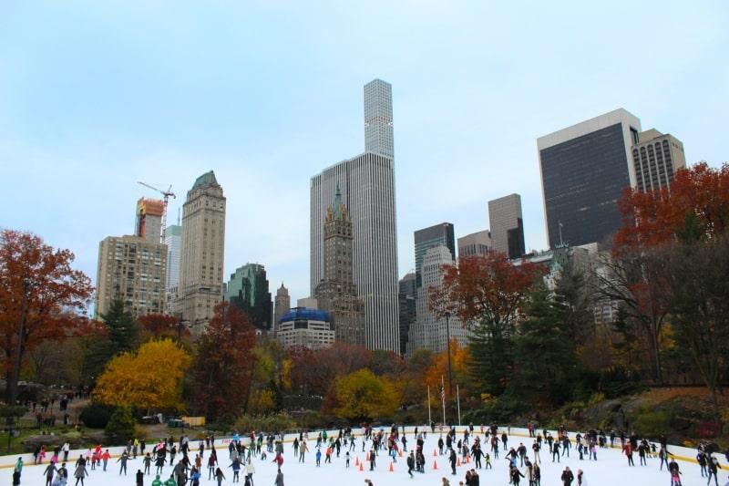 Passeios Nova York em novembro