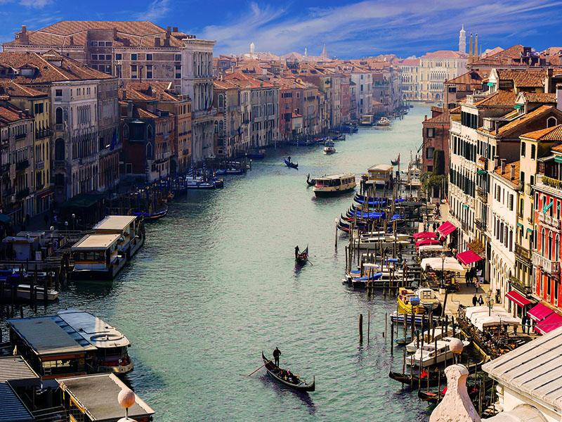 Roteiro de 7 dias em Veneza