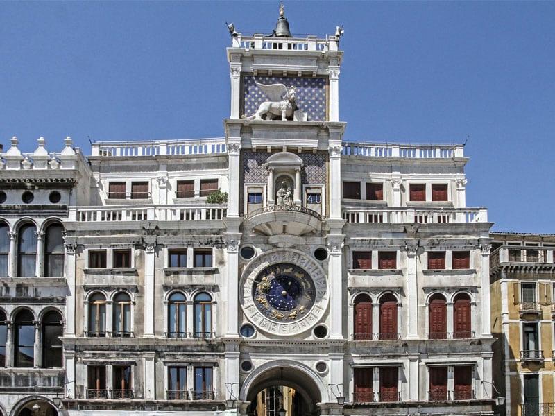 Roteiro na Itália