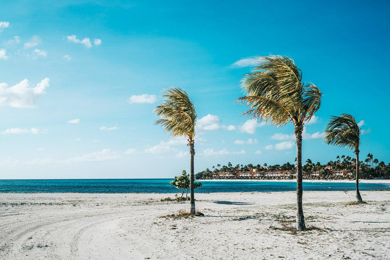 Melhores e mais baratas praias do mundo