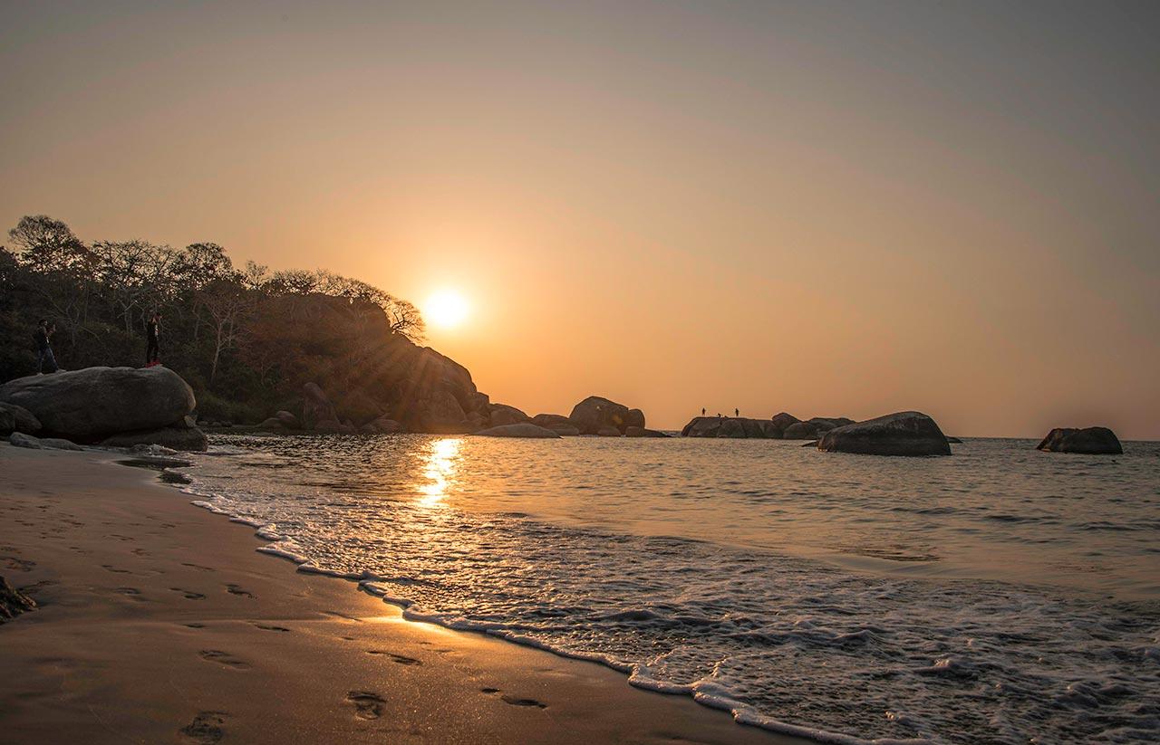 Qual a melhor praia do mundo para descansar?
