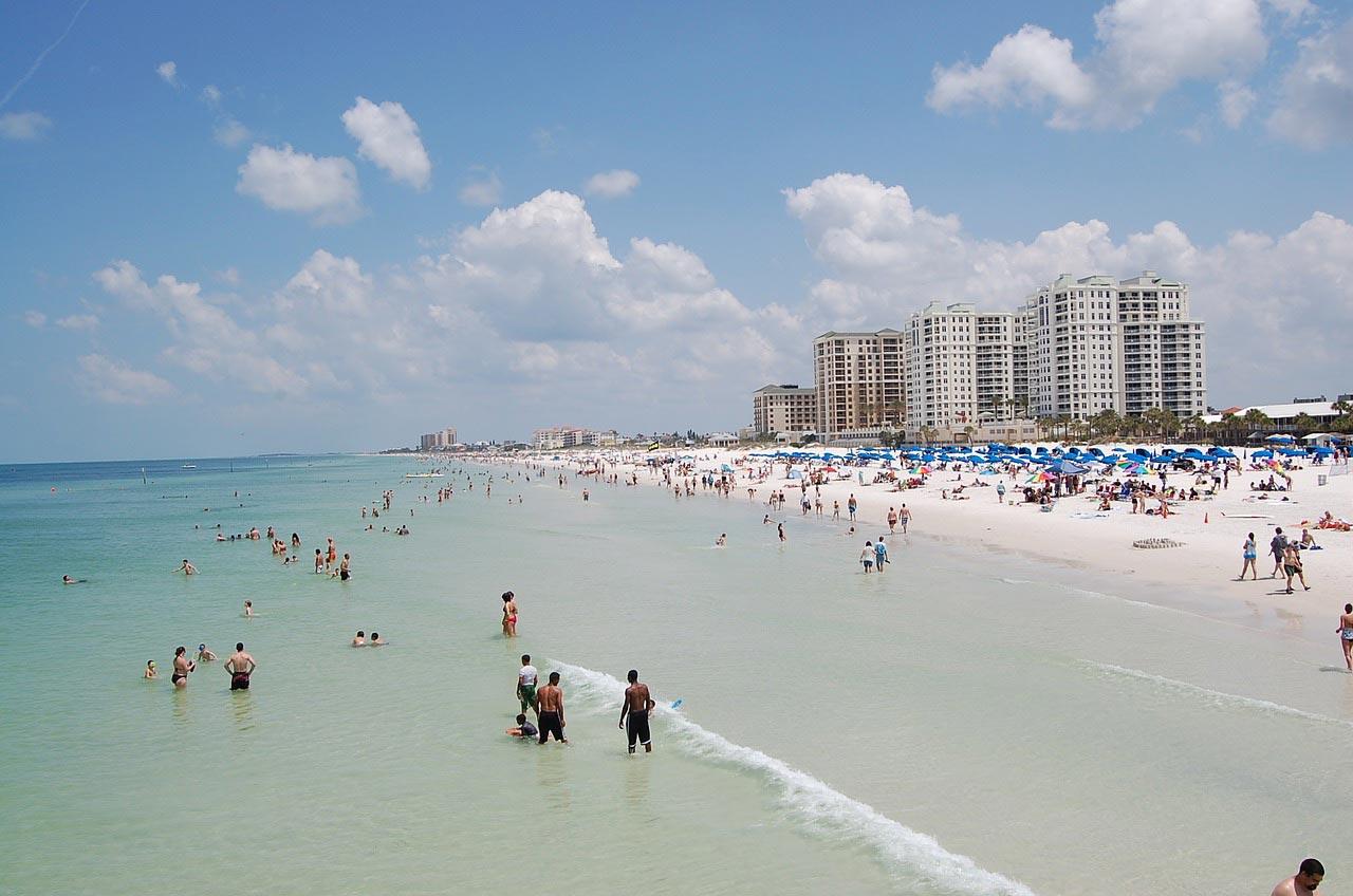 Qual a melhor praia do mundo nos EUA