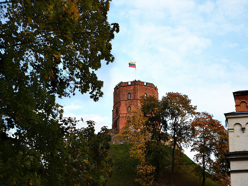 O que fazer na Lituânia no outono