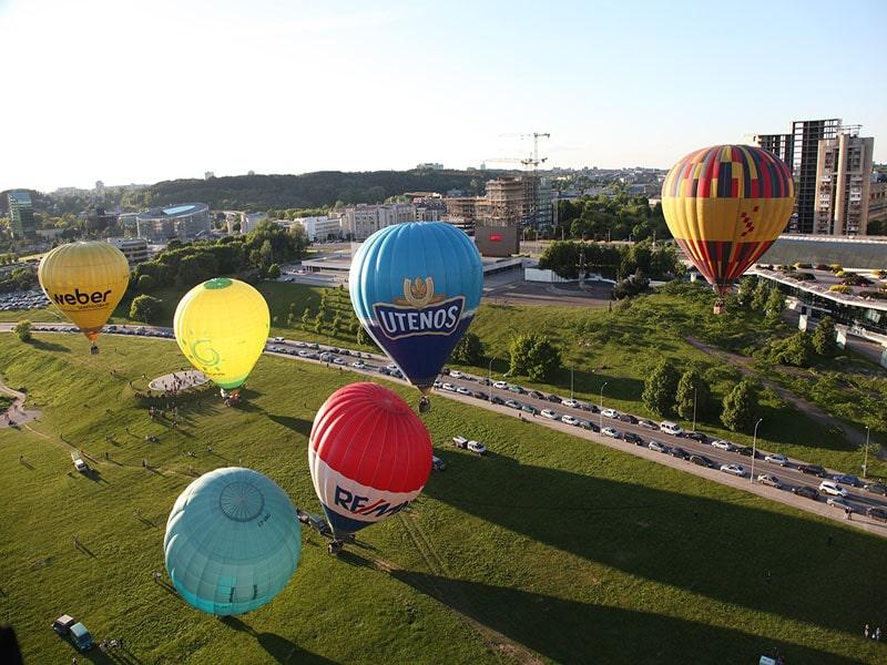 Verão na Lituânia