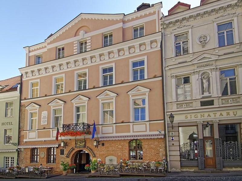 Dicas de viagem Lituânia