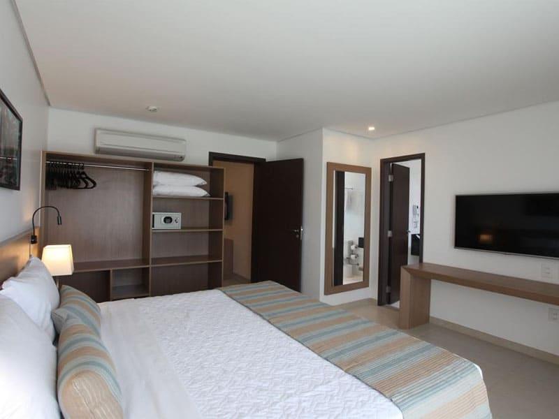 Qual o melhor hotel de Fortaleza?