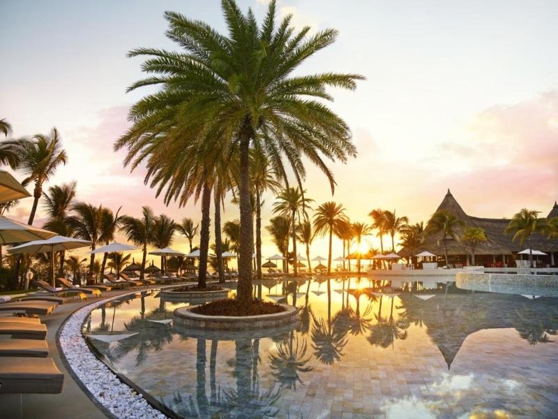 Melhores resorts na Ilhas Maurício