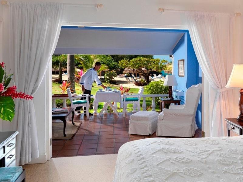 Qual resort na Jamaica com SPA