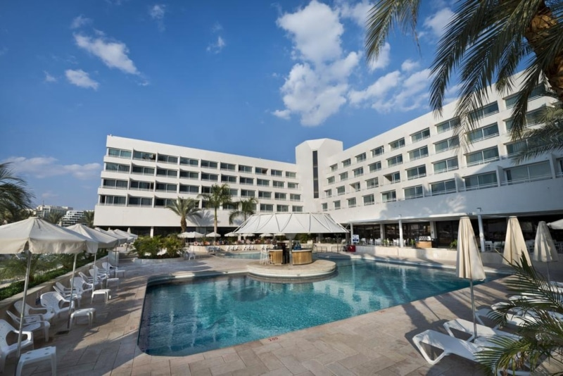 Resort all-inclusive em Israel