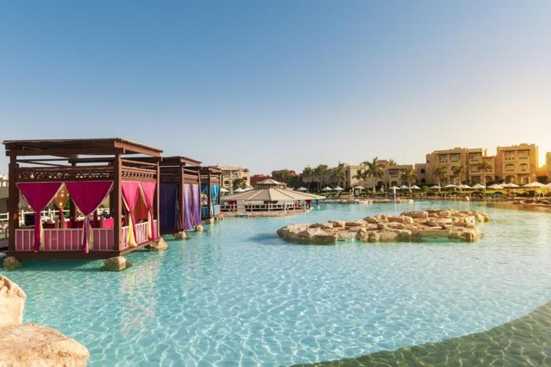 Resorts no Egito