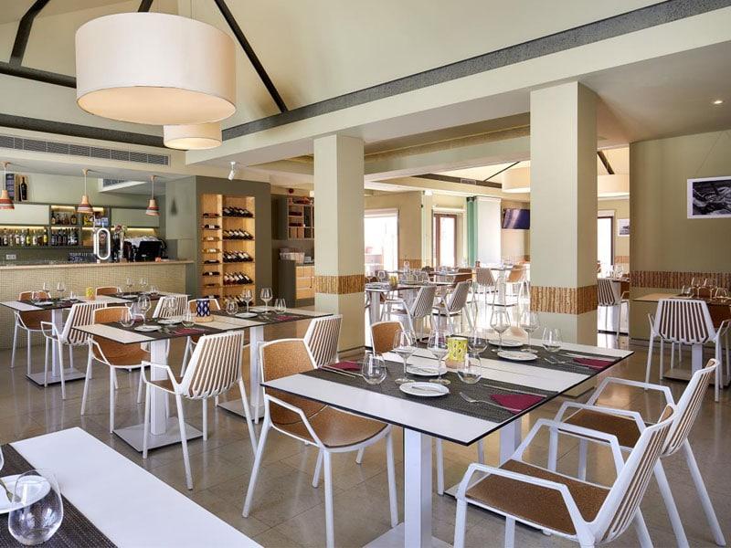 Restaurante de cozinha mediterrânea em Faro