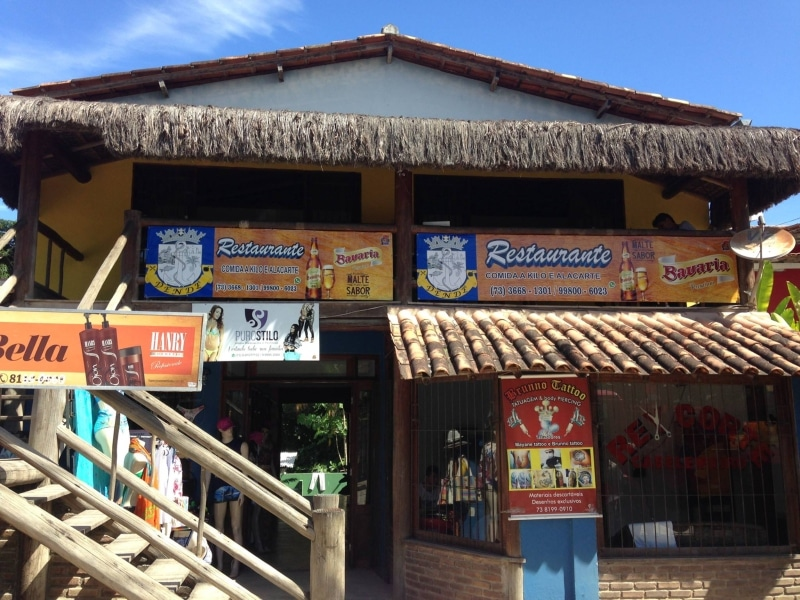 Restaurante Dendê Trancoso