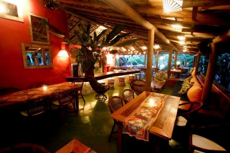 Restaurante O Cacau Trancoso