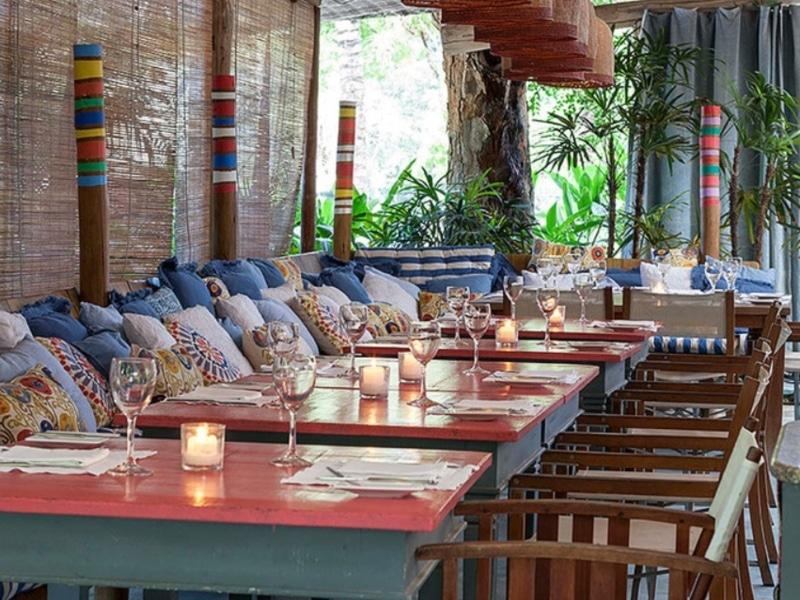 Restaurante Jacaré do Brasil Trancoso