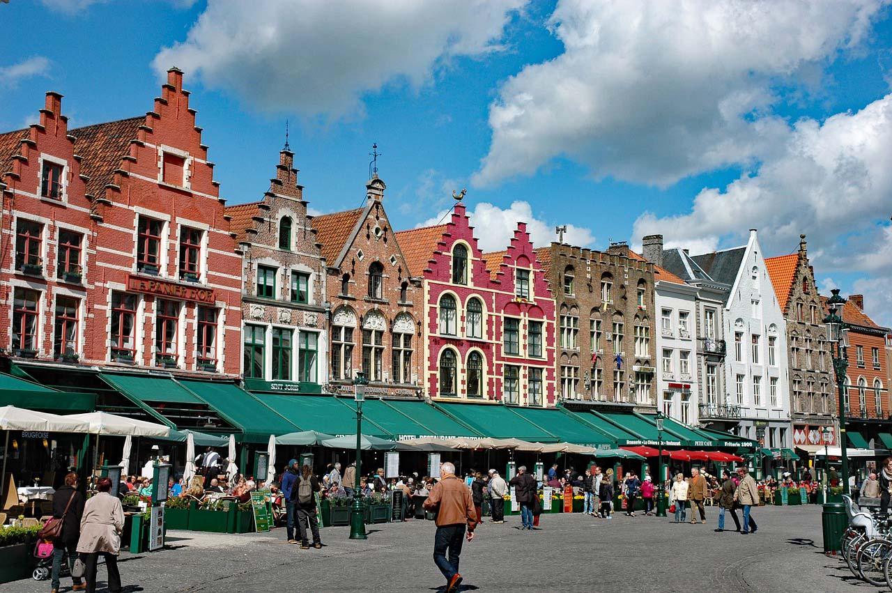 Bruges Grote Markt