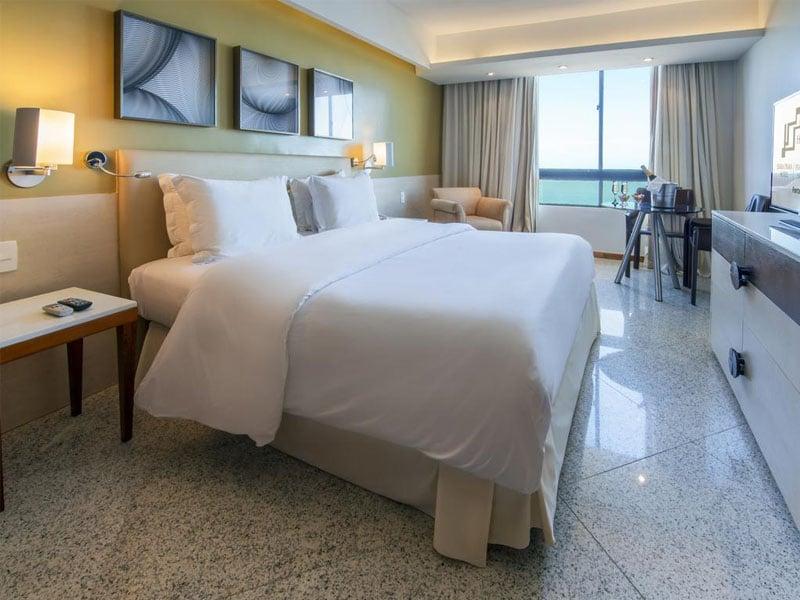 Melhor hotel de Fortaleza de luxo