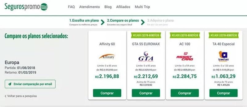 Seguro saúde vagem Seguros Promo é confiável?