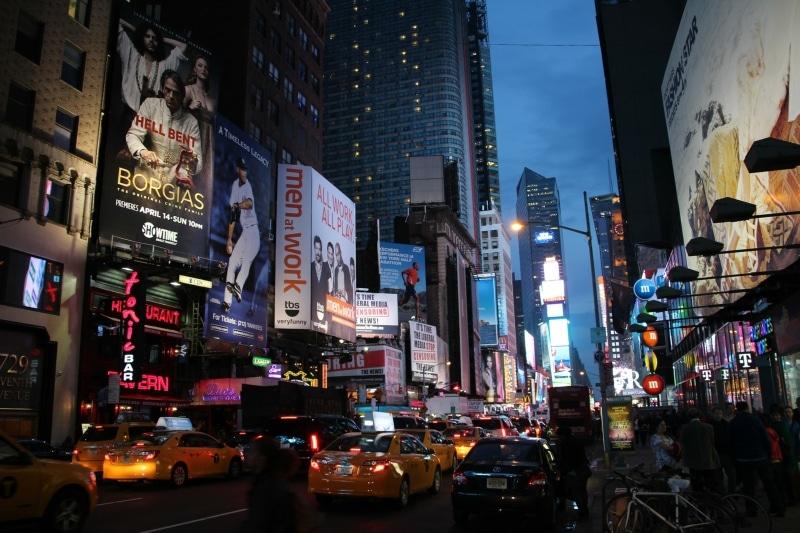 Shows Nova York novembro