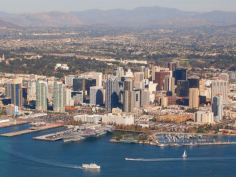 Roteiro de viagem em San Diego, na Califórnia