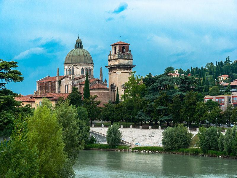 Cidades antigas ao redor do mundo na Itália