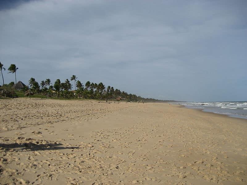 Praias próximas a Salvador