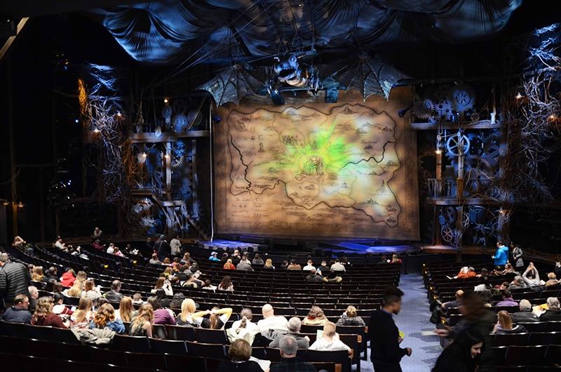 Ingresso da Broadway no Brasil