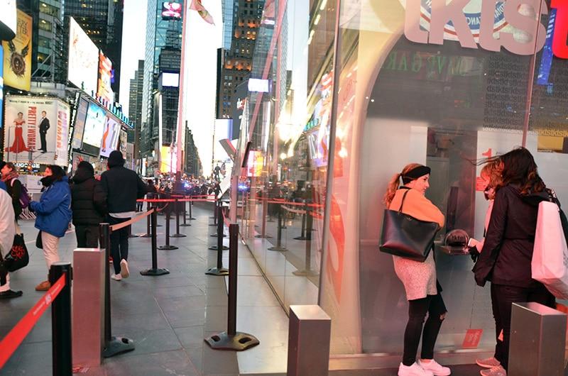 Fotos da Times Square