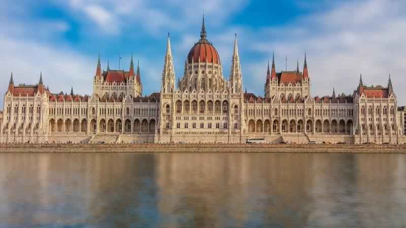 Como chegar em Budapeste