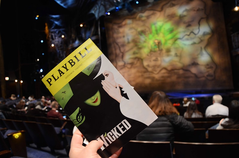 Vale a pena assistir Wicked na Broadway