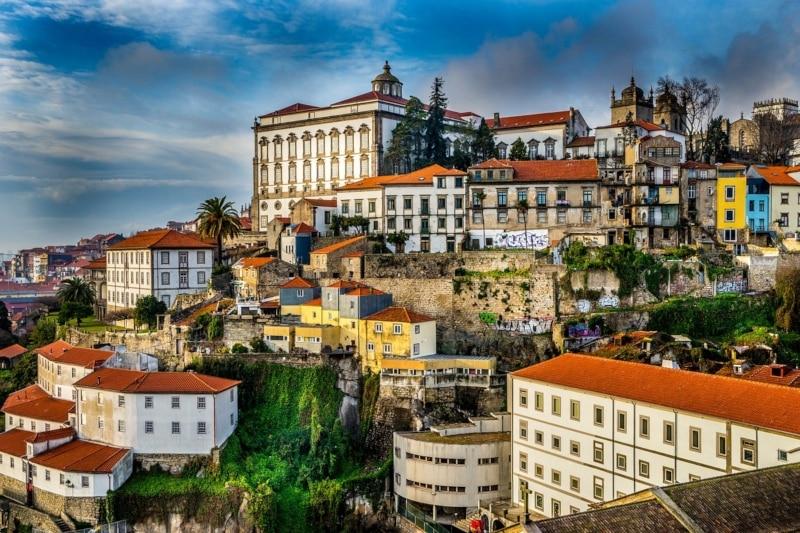 Pontos turísticos de Porto