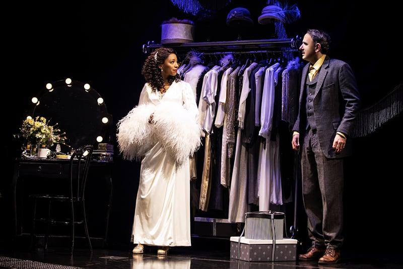 História do musical da Broadway