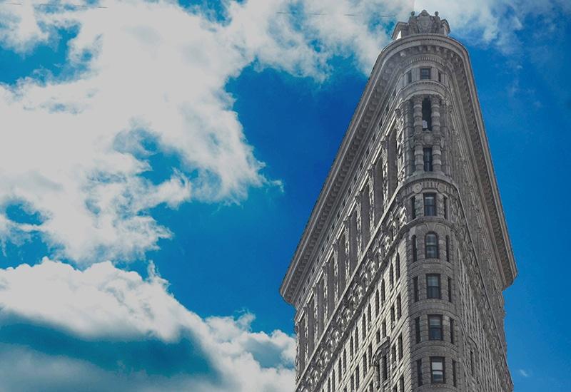 Tour pelos prédios de Nova York