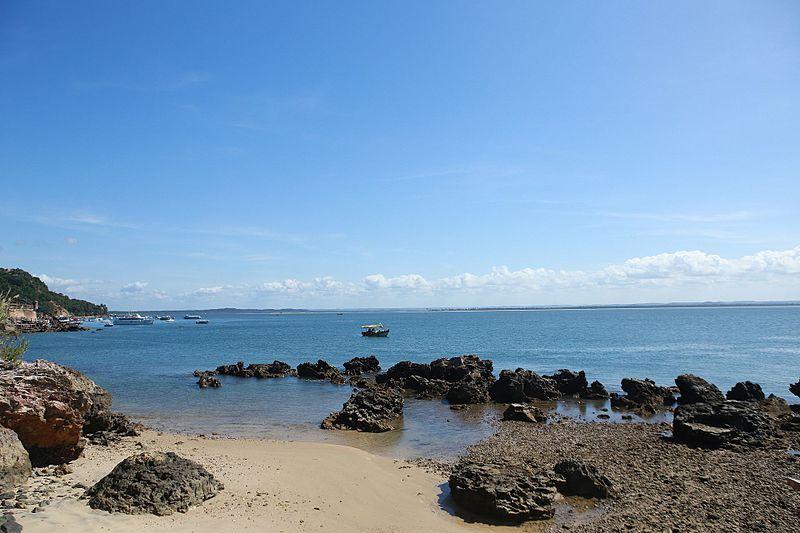 Principais praias da Bahia