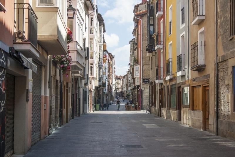 Cidades da Europa Vitoria-Gasteiz
