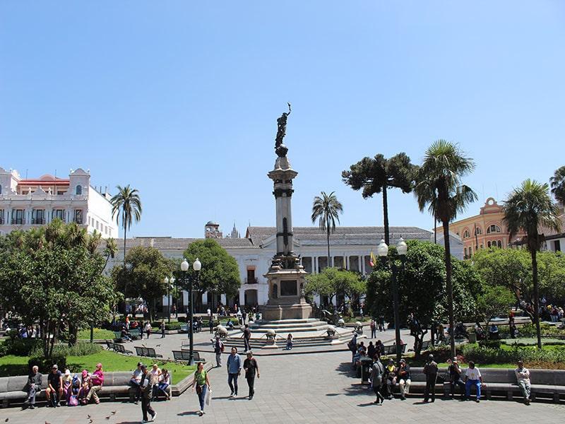 Dicas de Quito, no Equador
