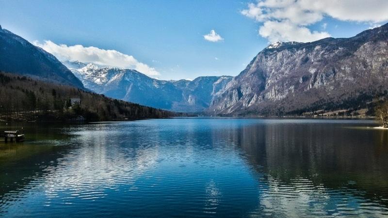 Montanhas da Eslovênia