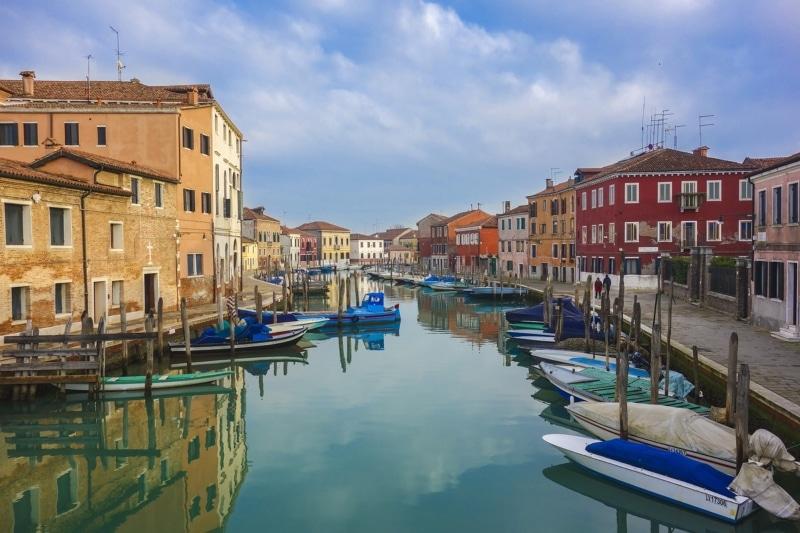 Arredores de Veneza