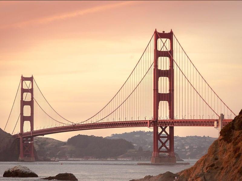 Pontos turísticos da Califórnia aquáticos