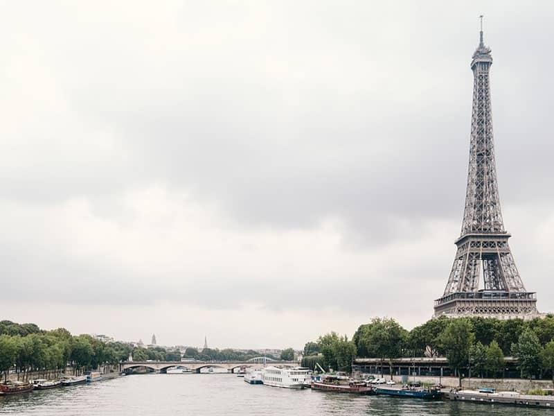 Ingressos para a Torre Eiffel em Paris