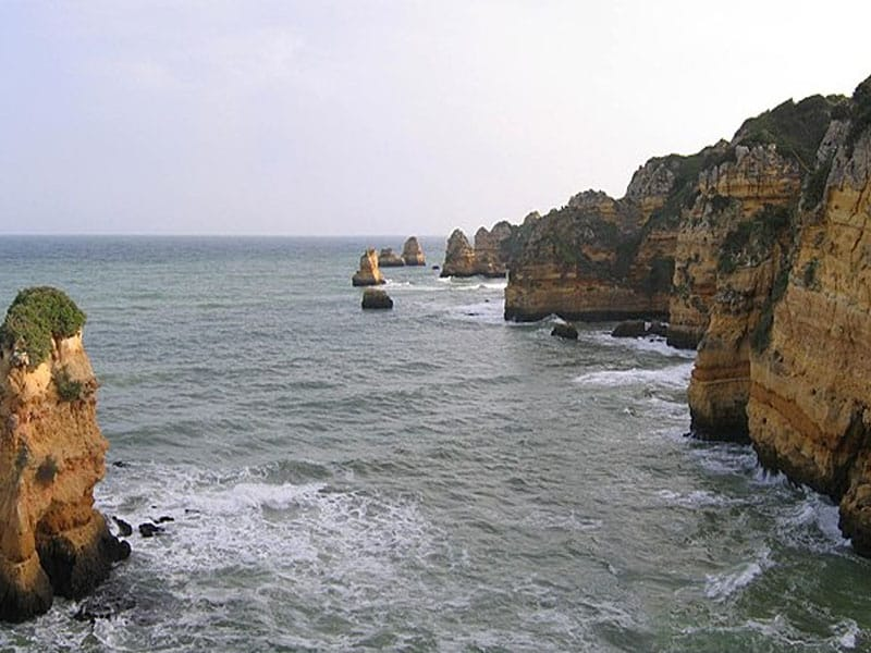Cidades nos arredores de Faro