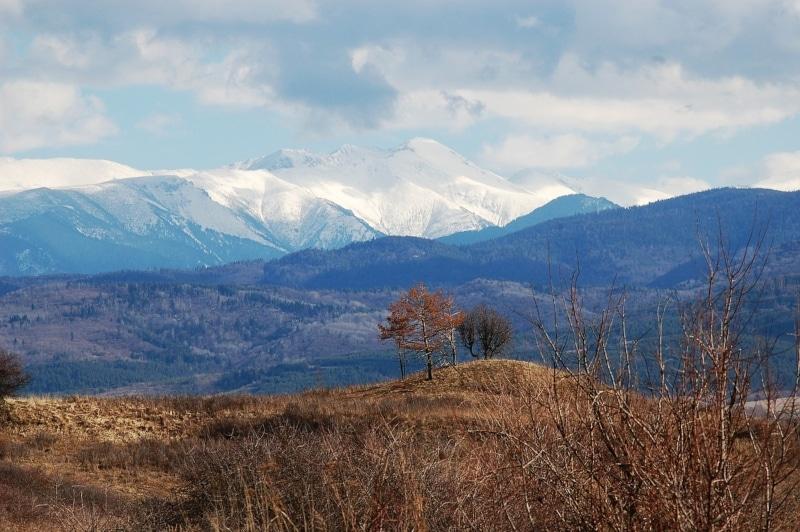 Cadeia montanhosa de Bálcãs