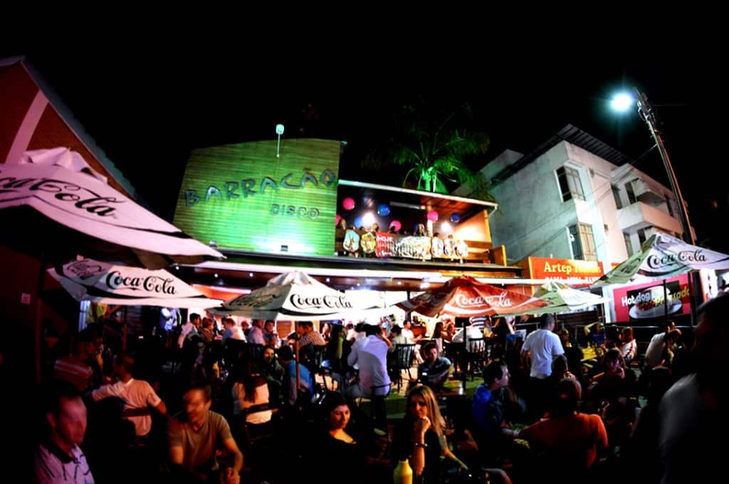 bares em Florianópolis